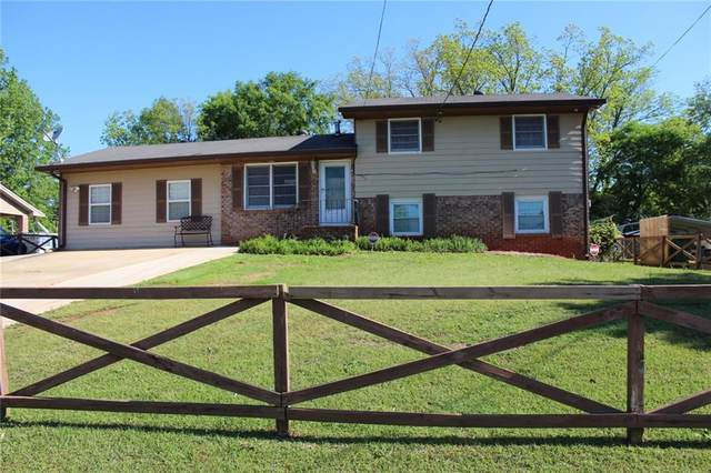 804 Oakdale Drive, Forest Park, GA 30294 (MLS #6764421) :: RE/MAX Paramount Properties