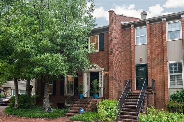 5213 Glenridge Drive, Atlanta, GA 30342 (MLS #6764428) :: Team RRP | Keller Knapp, Inc.