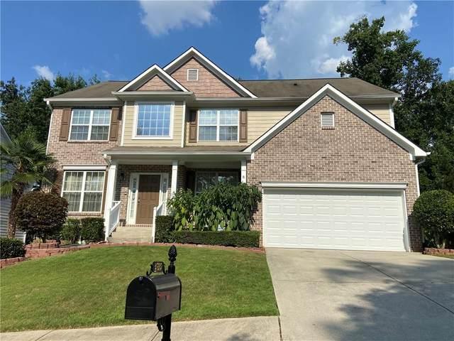 3715 Dove Creek Circle, Lawrenceville, GA 30044 (MLS #6764430) :: Kennesaw Life Real Estate