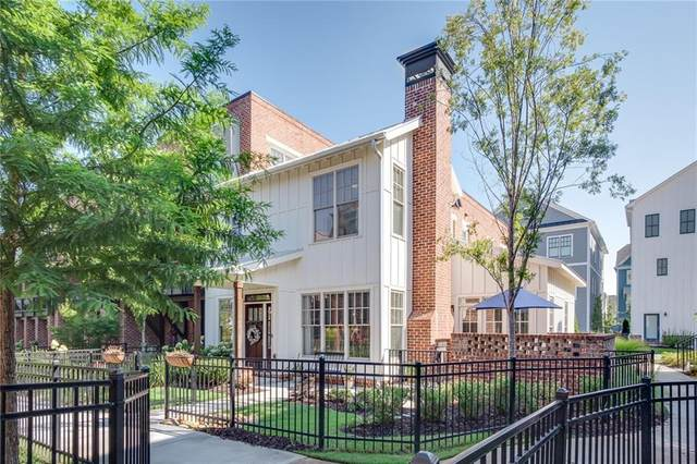 1912 Kings Cross NW #106, Atlanta, GA 30318 (MLS #6764432) :: The Zac Team @ RE/MAX Metro Atlanta