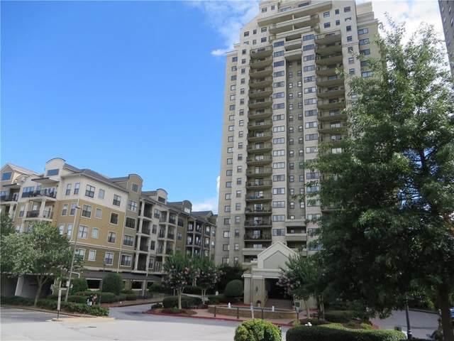 799 Hammond Drive #116, Sandy Springs, GA 30328 (MLS #6764454) :: Kennesaw Life Real Estate