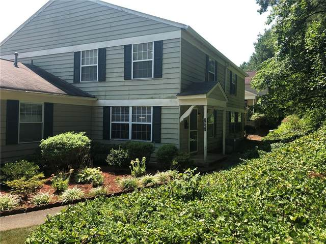 1304 Old Coach Road SW, Marietta, GA 30008 (MLS #6764461) :: The Heyl Group at Keller Williams