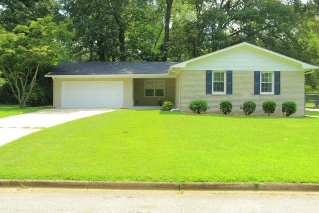 5379 The Savoy Street, College Park, GA 30349 (MLS #6764504) :: RE/MAX Paramount Properties