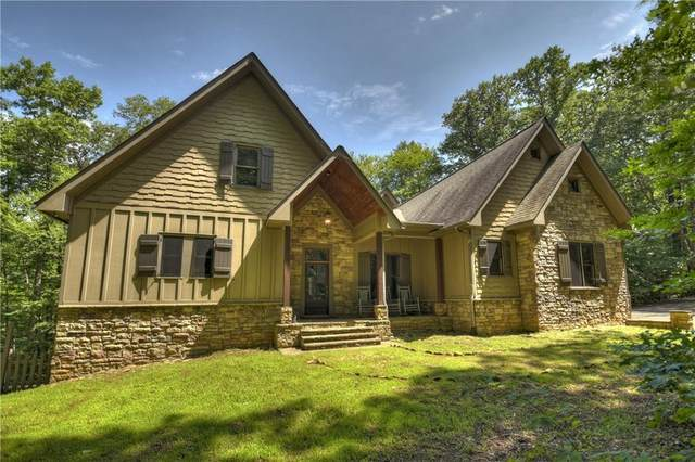 104 Andes Ridge, Jasper, GA 30143 (MLS #6764510) :: 515 Life Real Estate Company