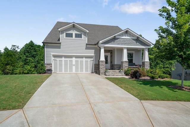 108 Lake Sydney Drive, Dawsonville, GA 30534 (MLS #6764527) :: The Cowan Connection Team