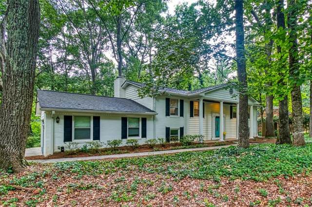 69 Pioneer Trail, Marietta, GA 30068 (MLS #6764529) :: RE/MAX Paramount Properties