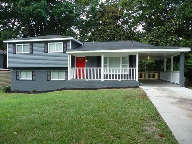 2023 Jones Road NW, Atlanta, GA 30318 (MLS #6764540) :: The Heyl Group at Keller Williams