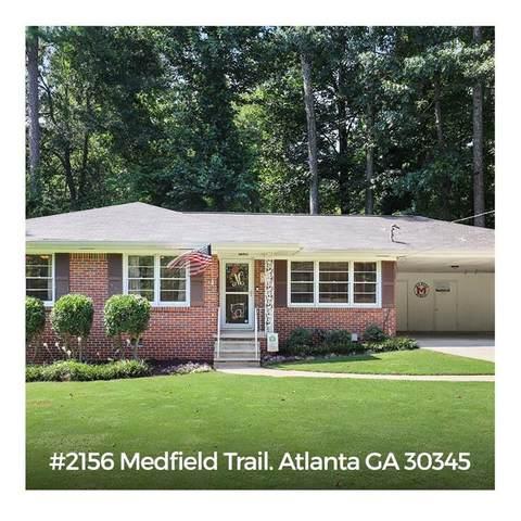 2156 Medfield Trail, Atlanta, GA 30345 (MLS #6764543) :: The Heyl Group at Keller Williams