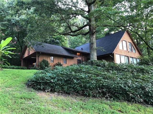 317 Grant Road W, Dawsonville, GA 30534 (MLS #6764544) :: The Heyl Group at Keller Williams