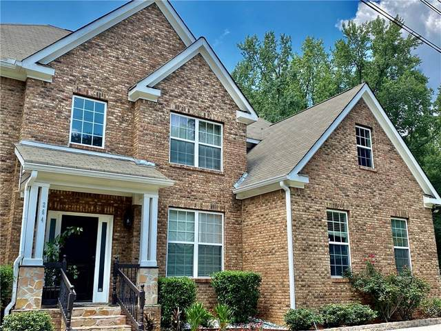 264 Lane Drive SW, Mableton, GA 30126 (MLS #6764546) :: Path & Post Real Estate