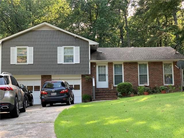 1854 Oak Ridge Way, Lawrenceville, GA 30044 (MLS #6764550) :: The Heyl Group at Keller Williams
