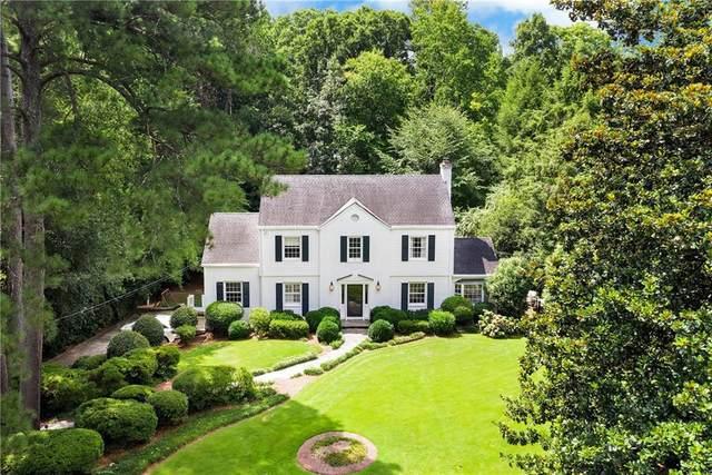 44 Putnam Drive NW, Atlanta, GA 30342 (MLS #6764568) :: North Atlanta Home Team