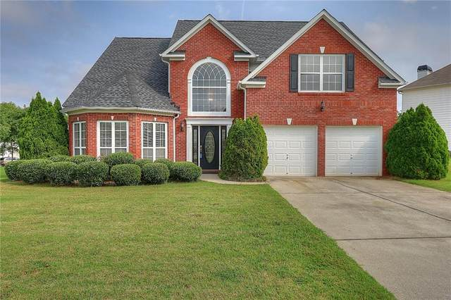 870 Martin Field Drive, Lawrenceville, GA 30045 (MLS #6764582) :: The Heyl Group at Keller Williams