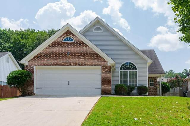 78 Bedford Park Drive, Newnan, GA 30263 (MLS #6764613) :: The Heyl Group at Keller Williams