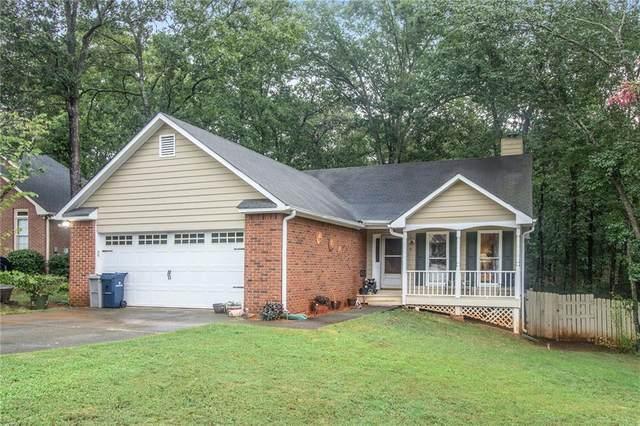 41 White Oak Drive SE, Cartersville, GA 30121 (MLS #6764615) :: The Cowan Connection Team
