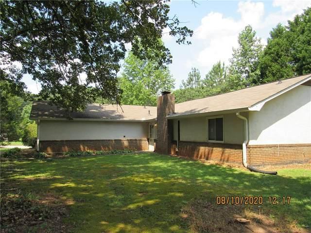 4836 Central Church Road, Douglasville, GA 30135 (MLS #6764627) :: North Atlanta Home Team