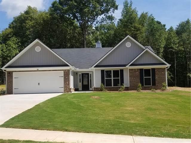 2029 Soque Circle, Jefferson, GA 30549 (MLS #6764632) :: Tonda Booker Real Estate Sales
