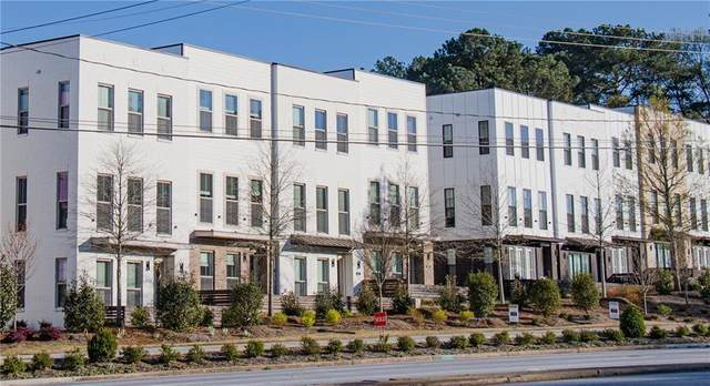 859 Constellation Drive #39, Decatur, GA 30033 (MLS #6764643) :: The Heyl Group at Keller Williams