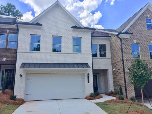 1591 Prestwick Lane, Dunwoody, GA 30338 (MLS #6764645) :: Thomas Ramon Realty