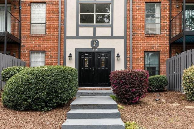 6851 NE Roswell Road NE F33, Atlanta, GA 30328 (MLS #6764652) :: The Heyl Group at Keller Williams
