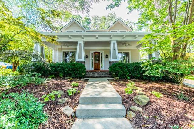 327 Sinclair Avenue NE, Atlanta, GA 30307 (MLS #6764661) :: BHGRE Metro Brokers