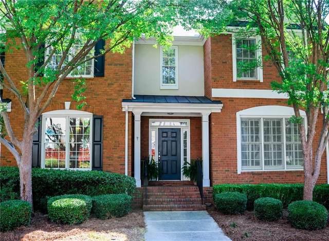 4735 Longcourt Drive SE, Atlanta, GA 30339 (MLS #6764694) :: The Cowan Connection Team