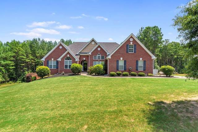 64 Harris Trail, Newnan, GA 30263 (MLS #6764709) :: The Heyl Group at Keller Williams
