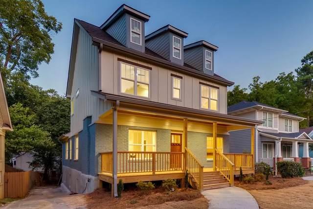 14 Carter Avenue SE, Atlanta, GA 30317 (MLS #6764728) :: North Atlanta Home Team