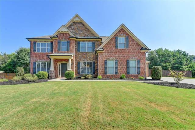 1379 Mill Pointe Court, Lawrenceville, GA 30043 (MLS #6764732) :: The Hinsons - Mike Hinson & Harriet Hinson
