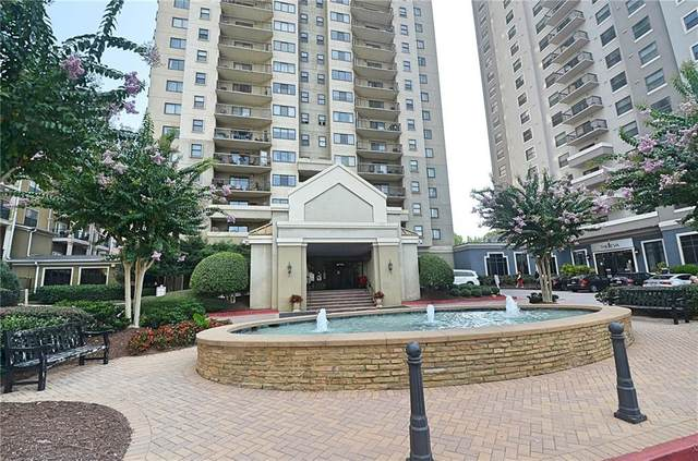 795 Hammond Drive #1005, Atlanta, GA 30328 (MLS #6764734) :: Good Living Real Estate