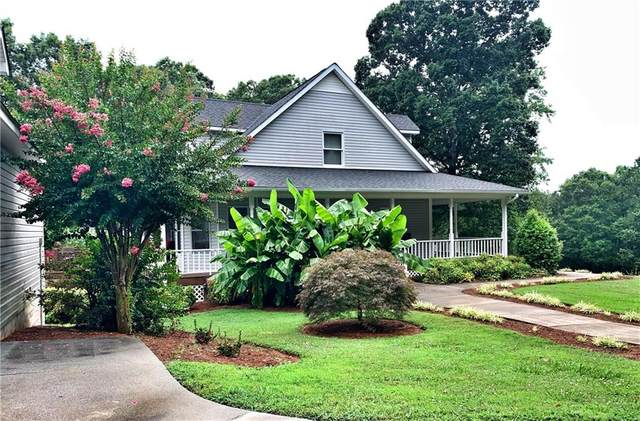 186 Vandyke Road, Plainville, GA 30733 (MLS #6764803) :: The Heyl Group at Keller Williams
