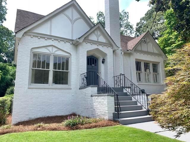 1261 Stillwood Drive NE, Atlanta, GA 30306 (MLS #6764817) :: The Heyl Group at Keller Williams