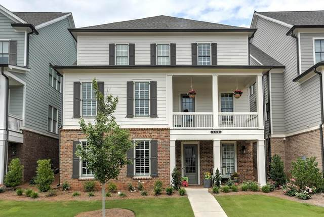 162 Inwood Walk, Woodstock, GA 30188 (MLS #6764822) :: The Heyl Group at Keller Williams