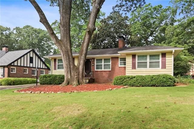 15 Dartmouth Avenue, Avondale Estates, GA 30002 (MLS #6764826) :: North Atlanta Home Team