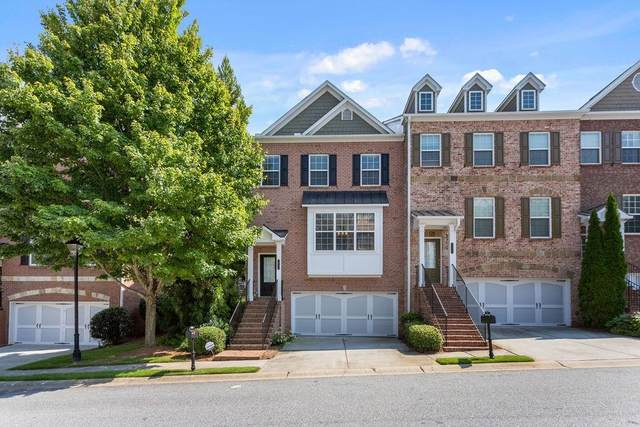 6082 Tennyson Park Way, Peachtree Corners, GA 30092 (MLS #6764839) :: The Cowan Connection Team