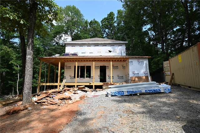 1734 Newport Drive, Ellijay, GA 30540 (MLS #6764843) :: Good Living Real Estate