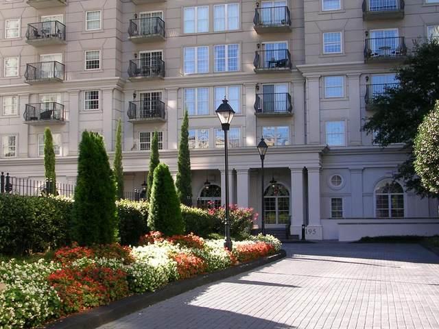 195 14th Street NE #703, Atlanta, GA 30309 (MLS #6764851) :: Oliver & Associates Realty