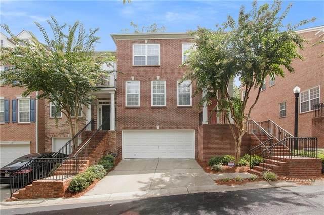 430 Tioram Lane SE #24, Smyrna, GA 30082 (MLS #6764892) :: Good Living Real Estate