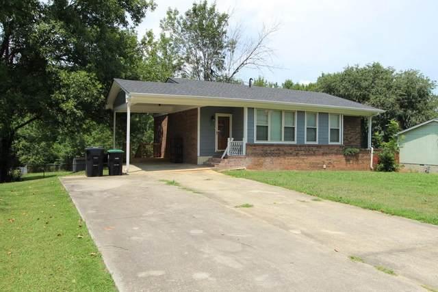 213 Longmeadow Drive NW, Rome, GA 30165 (MLS #6764954) :: North Atlanta Home Team