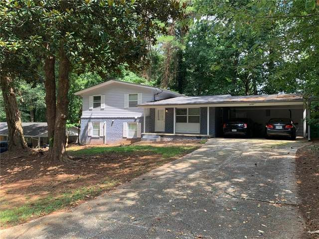 2733 Esquire Way, Tucker, GA 30084 (MLS #6764986) :: The Heyl Group at Keller Williams