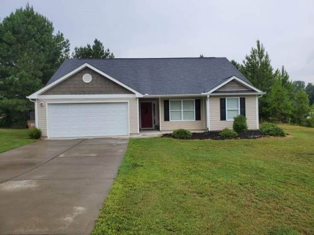 1603 Jessica Lane, Winder, GA 30680 (MLS #6764991) :: The Hinsons - Mike Hinson & Harriet Hinson