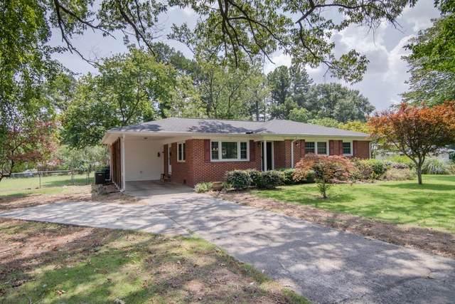 23 Ridge Drive SW, Rome, GA 30165 (MLS #6765002) :: North Atlanta Home Team