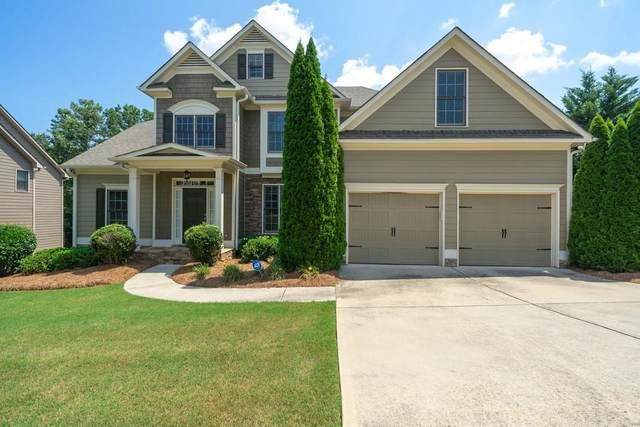 414 Blackberry Run Drive, Dallas, GA 30132 (MLS #6765003) :: The Heyl Group at Keller Williams