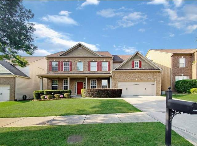 3306 Montauk Hill Drive, Buford, GA 30519 (MLS #6765054) :: The Heyl Group at Keller Williams