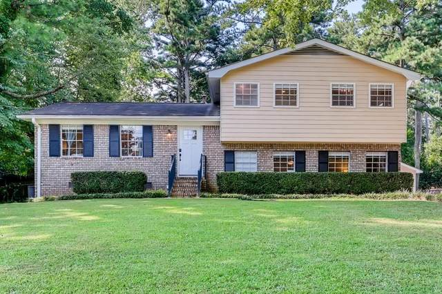 2488 Mountain View School Road NE, Marietta, GA 30066 (MLS #6765082) :: North Atlanta Home Team