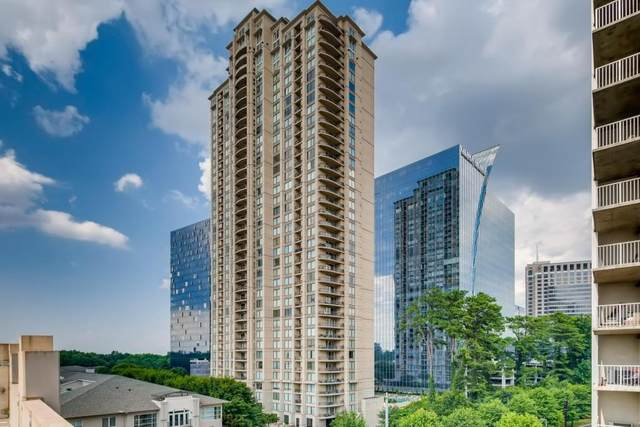 3445 Stratford Road NE #2101, Atlanta, GA 30326 (MLS #6765091) :: 515 Life Real Estate Company