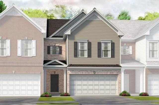 110 Inman Drive #3, Canton, GA 30114 (MLS #6765174) :: Scott Fine Homes at Keller Williams First Atlanta