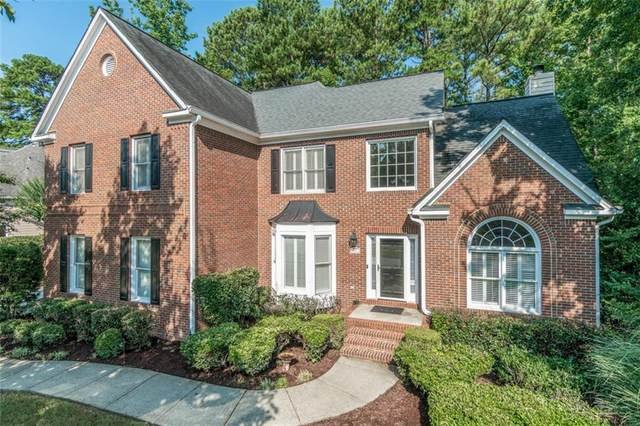 751 Amberton Crossing, Suwanee, GA 30024 (MLS #6765178) :: Scott Fine Homes at Keller Williams First Atlanta