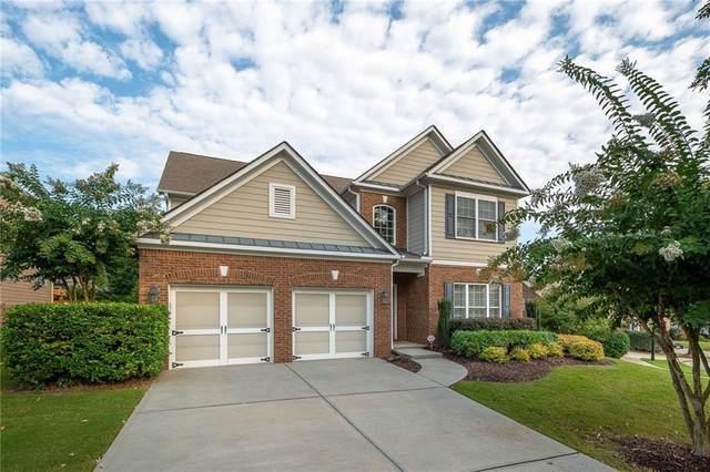 7891 Brass Lantern Drive, Flowery Branch, GA 30542 (MLS #6765185) :: Scott Fine Homes at Keller Williams First Atlanta