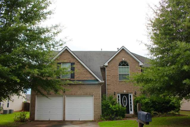 1897 Sawgrass Drive, Hampton, GA 30228 (MLS #6765193) :: Path & Post Real Estate